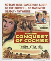 Conquest of Cochise 1953 DVD - John Hodiak / Robert Stack